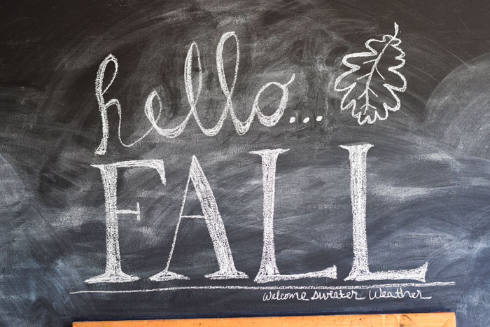 Prarie-Chick-Hello-Fall-Chalk-Wall