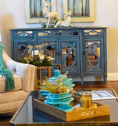Tour-of-Homes-LE-turquoise-buffet