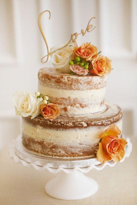 The Prairie chick Naked cake inspiration