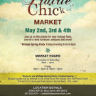 The Prairie Chick Market and Vintage Spring Party